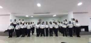 Policía Municipal de Orizaba concluyó curso»Formación de Derechos Humanos».
