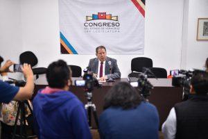 Municipio de Tuxpan usa programas sociales federales como suyos, engañando a la gente: Pozos Castro.