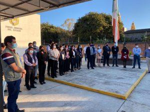 Siguen los recorridos del Poder Judicial de Veracruz.