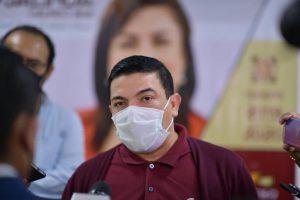 Miserable y ruin, intentar sacar raja política de homicidio de alcaldesa: Gómez Cazarín.