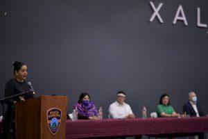 Congreso, comprometido con derechos de las mujeres: Linares Capitanachi.