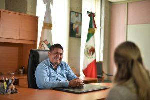 Segundo año de labores del Congreso, productivo y de retos: Rubén Ríos.