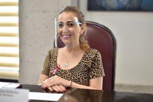 Jornadas de Mastografías para los Municipios, pide Nora Lagunes