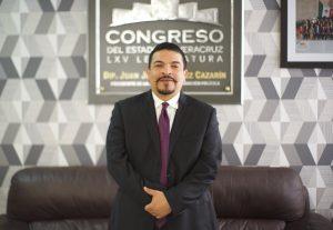 Calificación de Cuitláhuac Parlamento Veracruz //Juan Javier Gómez Cazarín.