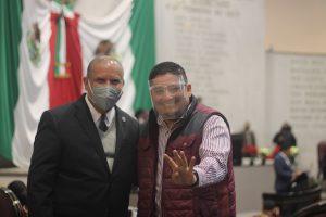 Respalda Ríos Uribe rehabilitación del Exconvento de San José, en Orizaba.