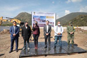 Inician construcción del SEMEFO ministerial de Nogales.