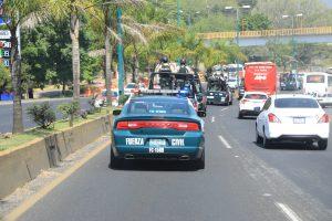 Por tu seguridad, más de 5 mil 400 elementos en operativo estatal Guadalupe-Reyes.