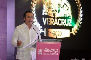 Cuitláhuac García cierra el 2020 con paso firme y resultados contundentes.