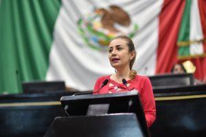 Exhorta diputada Nora Lagunes a velar y garantizar todos los Derechos Humanos.