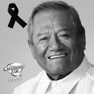 Fallece el cantautor Armando Manzanero.