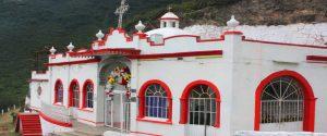 Quedan suspendidas las peregrinaciones y visitas a la ermita de Acultzingo por la contingencia.