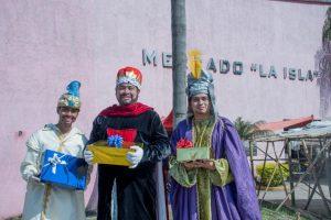 Mercados de Córdoba listos para Día de Reyes