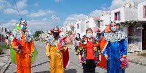Llevan Reyes Magos sonrisas a niños de Córdoba