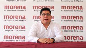 Designan a Ramírez Zepeta como delegado de Morena en Veracruz.