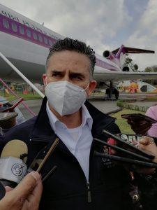 Listo el aeroparque en Orizaba , se retrasa apertura por la pandemia.