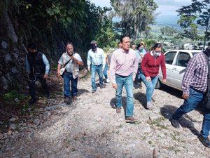 Ponen en marcha obra de rehabilitación en Omealca uniendo al estado de Veracruz y Oaxaca.