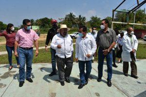 Secretario de Salud anuncia creación de Hospital en Agua Dulce.