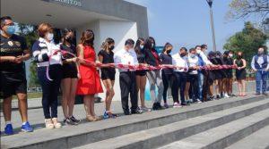 Inauguran autoridades municipales CDO Cerritos.