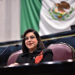 Rosalinda Galindo a favor del esclarecimiento de las decisiones políticas tomadas en años pasados.