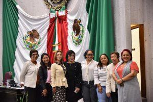 8M, el momento para gritar al mundo ¡Basta Ya!: Ana Miriam Ferráez.