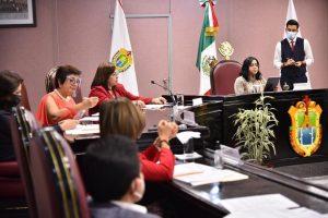 Atiende Congreso del Estado solicitudes de diversos ayuntamientos