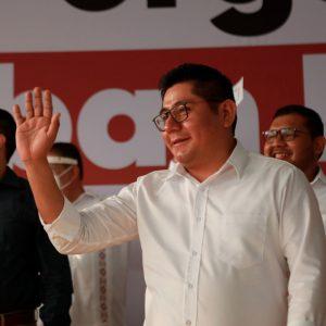 """La coalición """"Juntos haremos historia"""" respalda el Acuerdo Veracruz por la Democracia 2021."""