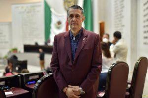 Juicio Político contra magistrada, muestra que en Veracruz nadie está por encima de la Ley: Víctor Vargas.