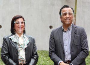 A partir de 65 años veracruzanos serán beneficiados con la 4T: Rosalinda Galindo.