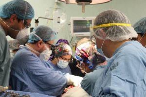 Registra IMSS Veracruz sur primera donación multiorgánica del HGR No. 1 en Orizaba