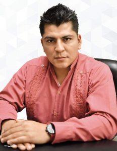 Es Ricardo Pérez García el candidato a la alcaldía de Río Blanco por MORENA.