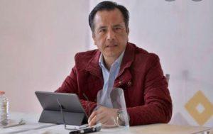 Garantizada vacuna contra COVID-19 a personal educativo: Cuitláhuac García.
