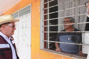 Con Castelán, la unidad El Trébol recuperará el bienestar.