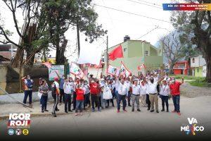 Igor Rojí trabajará en conjunto con todo aquel que sea elegido para dirigir su municipio.
