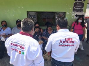 Revela Candidato en Mendoza, habrá uniformes gratuitos cada año para más de 6 mil estudiantes.