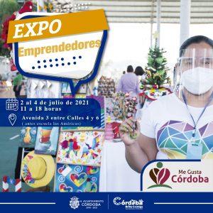 Invitan a ExpoEmprendedores del 2 al 4 de julio, entrada gratuita.