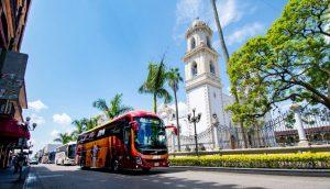 Historia de Córdoba recorrerá centro y sur de México a través de autobuses ADO.