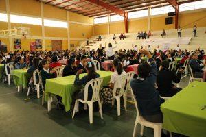 Emite DIF de Orizaba la tercera edición de «Haciendo equipo con tu escuela» participan 35 escuelas primarias.