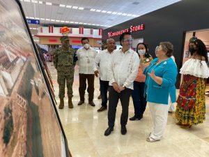 Exposición Estos Somos: Rostros y Paisajes de Veracruz llega al aeropuerto internacional Heriberto Jara Corona.