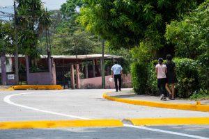 Ayuntamiento de Córdoba rehabilita más de dos mil metros cuadrados de la carretera a Amatlán.