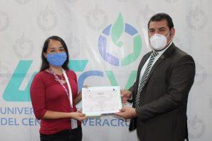 UTCV obtiene primer lugar en concurso de Nivea Business Talents 2021.