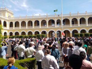Participa la ciudad de Orizaba en simulacro nacional.