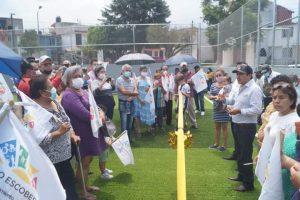 En el municipio de Mariano Escobedo culminarán con 76 obras.