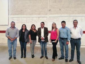 Diputado electos del distrito de Mendoza sostiene reunión a fin de preparar estrategias para el desarrollo de los municipios.