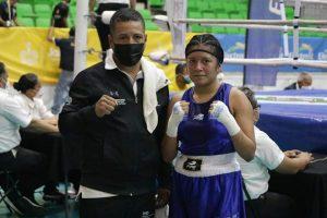 Joven deportista de Zongolica pone en alto nombre de Veracruz en la olimpiada del CONADE 2021.