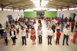 Beneficia a 130 estudiantes Orizabeños programa de becas municipales.