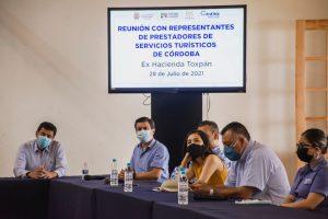 Bicentenario de la firma de los Tratados de Córdoba pondrá a nuestro municipio en ojos de todo México: Prestadores de servicios.