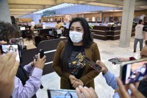 Garantiza diputada Jessica Ramírez reducción de salarios en la próxima legislatura.