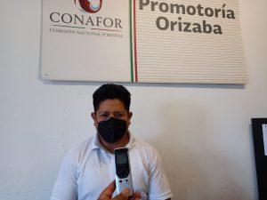 Integrantes de brigadas contra incendios de la CONAFOR de Veracruz viajarán a Canadá para sumarse al combate de incendios forestales