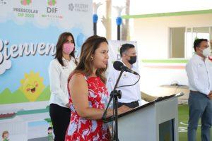 Inauguraron autoridades municipales de Orizaba El Ciclo escolar 2021-2022 en el preescolar 2020.